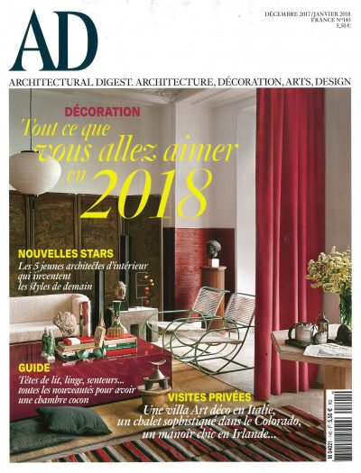 AD France<br/>decor éphémère octobre 2017
